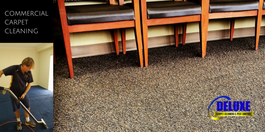 Regular Commercial Carpet Cleaning