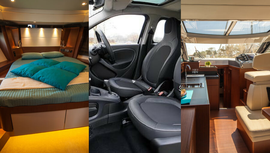 motorhomes, caravans, boats, car interior cleaning north brisbane