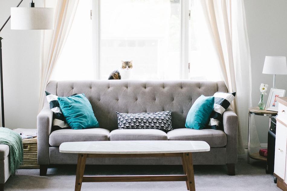 arranging furniture 4 Basic Carpet Restoration Tips