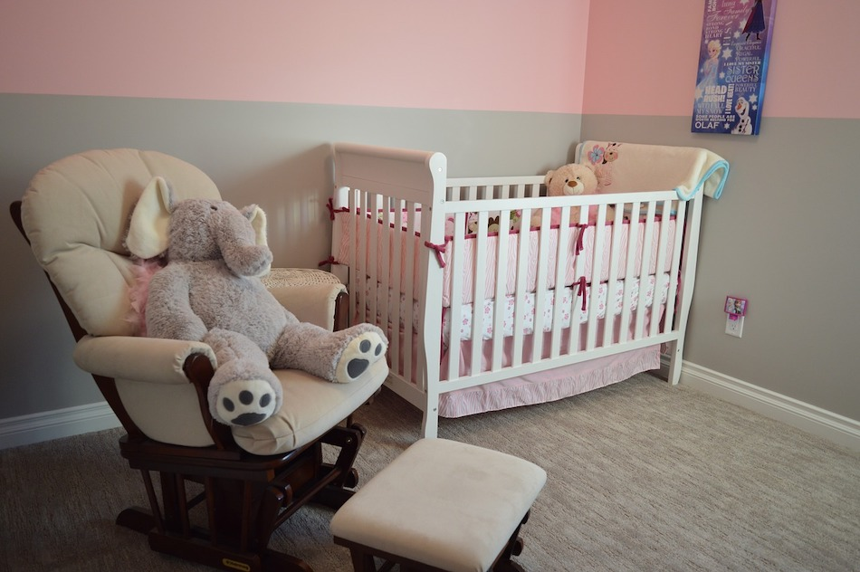 clean carpet in the nursery 4 Basic Carpet Restoration Tips