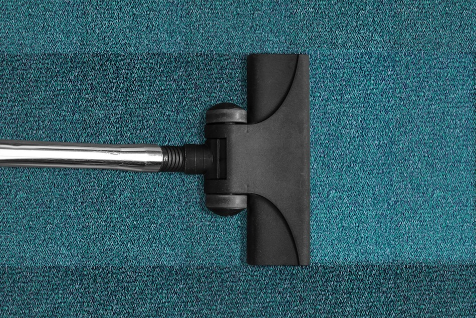 vacuuming helps restore carpets 4 Basic Carpet Restoration Tips